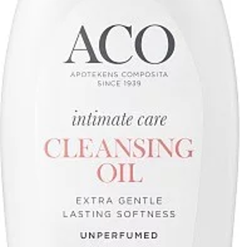 ACO Intimate Care Cleansing Oil 150 ml