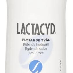 Lactacyd flytande tvål utan parfym 500 ml