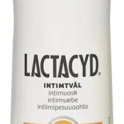 Lactacyd intimtvål utan parfym 250 ml