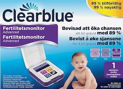 Clearblue Advanced Fertilitetsmonitor
