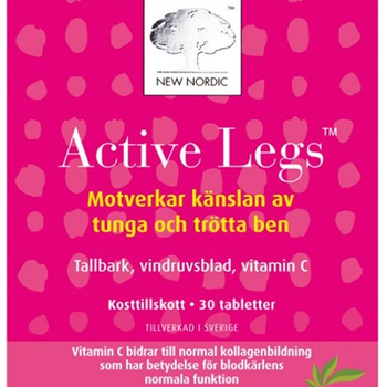 Active Legs 30 tabletter