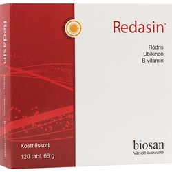 Redasin 120 tabletter