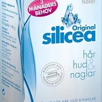 Original Silicea 90 kapslar