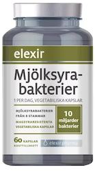 Elexir Mjölksyrabakterier 60 kapslar