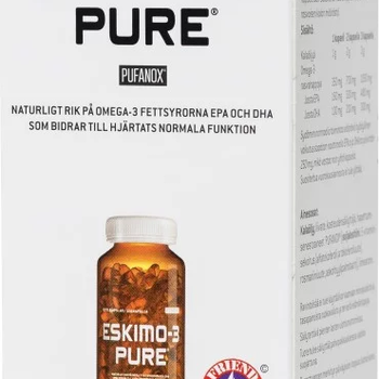 Eskimo-3 Pure 120 kapslar