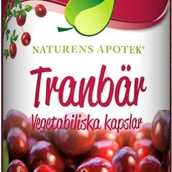 Naturens Apotek Tranbärskapslar 90 st