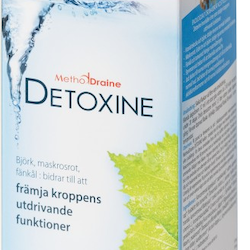 MethodDraine Detoxine Hallon/Tranbär 250 ml