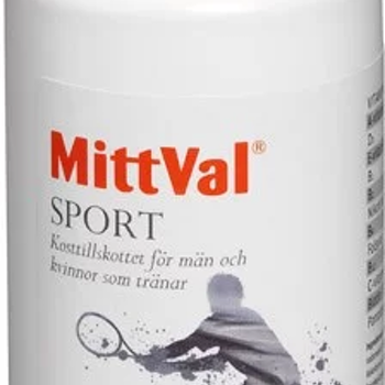 MittVal Sport 100 tabletter