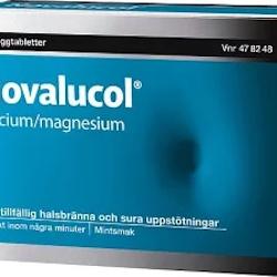 Novalucol, tuggtablett 100 st
