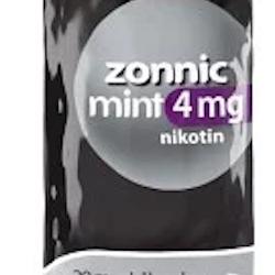 Zonnic Mint, munhålepulver portionspåse 4 mg 20 st