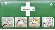 Cederroth 4-in-1 Blodstoppare 1 st