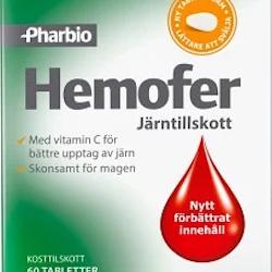 Hemofer 60 tabletter