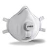Halvmask filtrerande, UVEX FFP3 silv-Air C, 2310