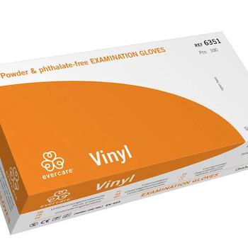 Vinylhandskar Small 100 st