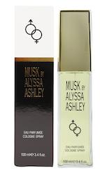 Musk Eau Parfumée 100 ml