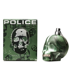 Police - To Be Camouflage EdT 125 ml