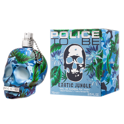 Police - To Be Exotic Jungle Man EdT 75ml