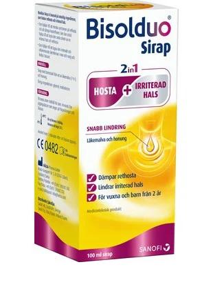 Bisolduo Sirap 100 ml