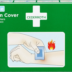 Cederroth Burn Cover 10 st