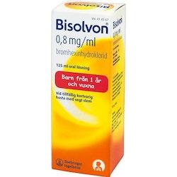 Bisolvon 0,8mg/ml 125ml