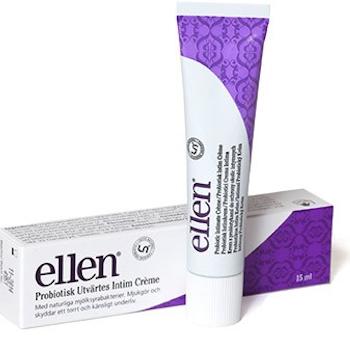 Ellen Probiotisk Utvärtes Intim Creme 15 ml