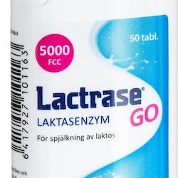 Visa alla produkter från Verman Lactrase GO 50 tabletter