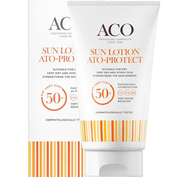 ACO Sun Lotion ATO-Protect SPF 50, 150 ml