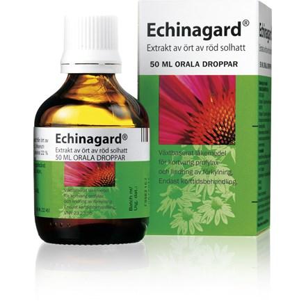 Echinagard, Orala droppar, lösning 50 ml