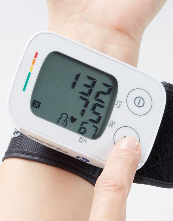 Blodtrycksmätare för handled Lanaform