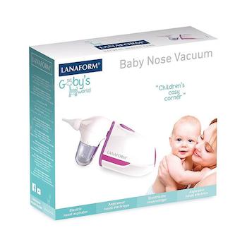 Elektrisk nässug BABY NOSE VACUUM Lanaform