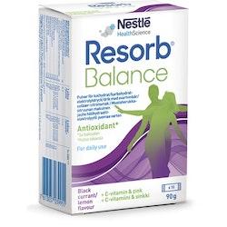 Resorb Balance