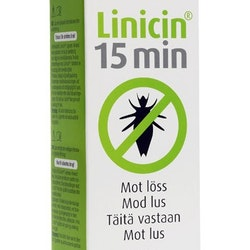 Linicin 15 min solution 100 ml