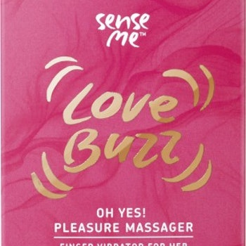 Sense Me Love Buzz Oh Yes Fingervibrator