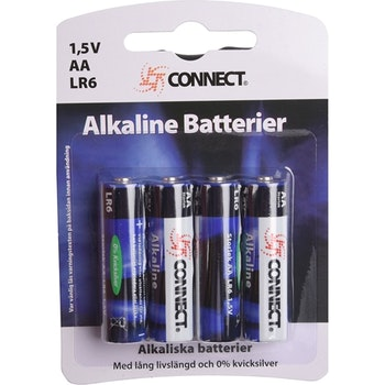 Batteri AA Connect