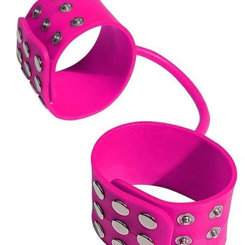 MAF Silicone Cuffs Pink