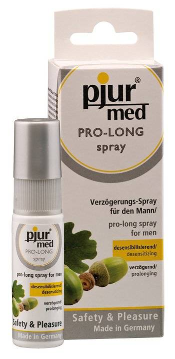 Pjur Med Prolong Spray 20Ml