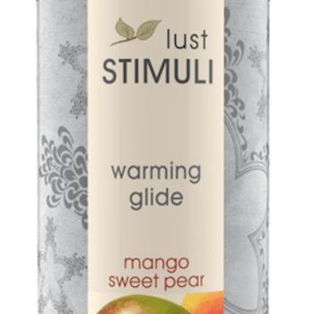 Lust Stimuli Mango/Sweet Pear Värmande Glid 100ml