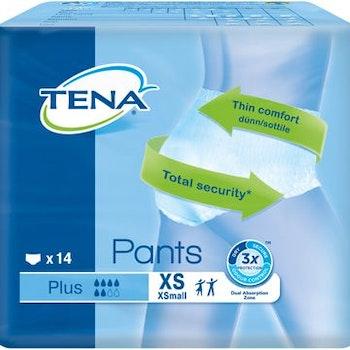 TENA Pants Plus XS 14 st