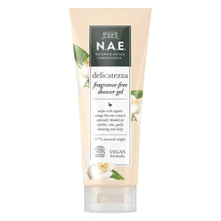 N.A.E. Delicatezza Fragrance Free Shower Gel 200 ml