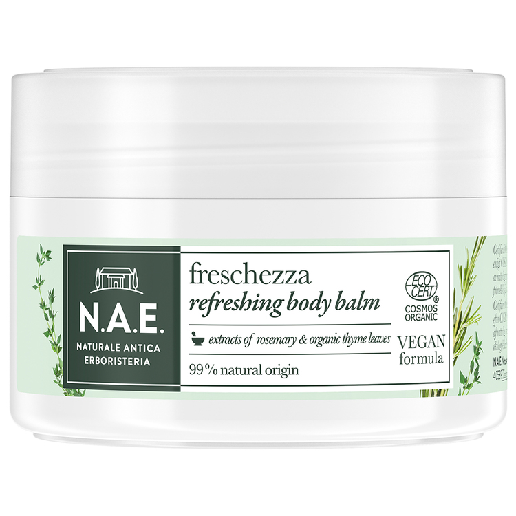 N.A.E. Freschezza Refreshing Body Balm 200 ml