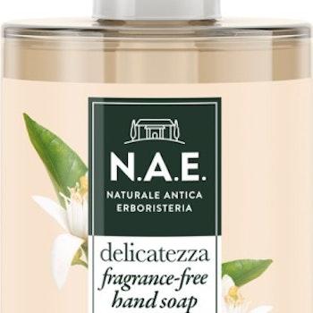 N.A.E. Delicatezza Fragrance Free Hand Soap 300 ml
