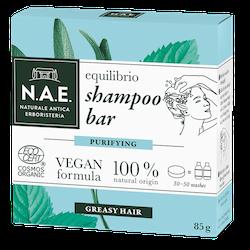 N.A.E. Equilibrio Shampoo Bar Purifying 85 g