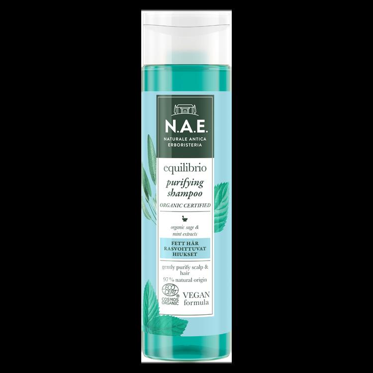 N.A.E. Equilibrio Purifying Shampoo 250 ml