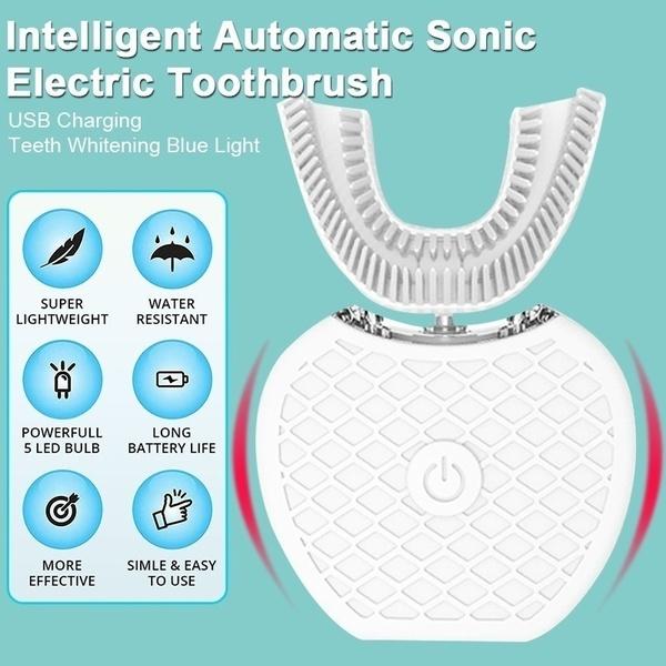 360 graders elektriskt tandborste.