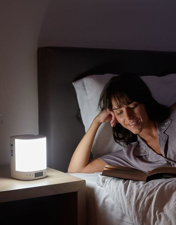 WAKE-UP Lampa med doft Lanaform