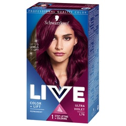 Schwarzkopf Live 76 Ultra Violet