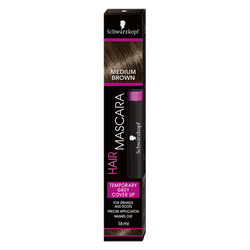 Hair Mascara Medium Brown