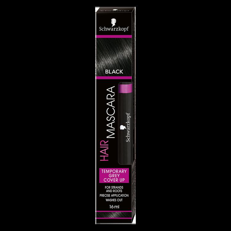 Hair Mascara Black