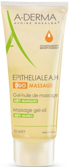 A-Derma Epitheliale A.H Duo Massage Oil 100 ml