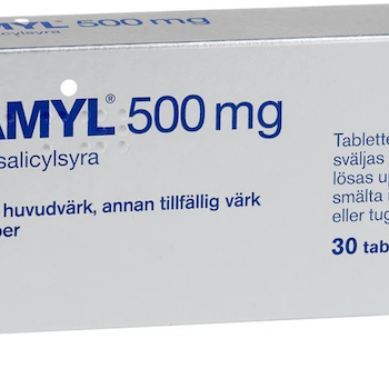 Bamyl, tablett 500 mg 30 st